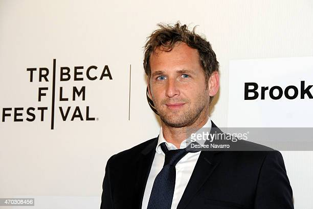 "Actor Josh Lucas attends 2015 Tribeca Film Festival World Premiere Narrative: ""Tumbledown"" at BMCC Tribeca PAC on April 18, 2015 in New York City."