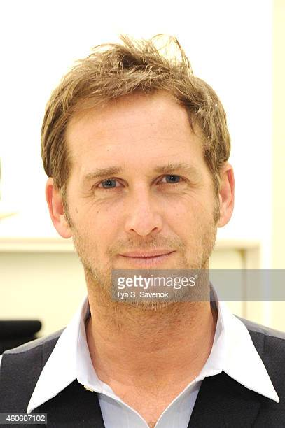 Actor Josh Lucas attends as BROOKS BROTHERS Celebrates The Holidays With St Jude Children's Research Hospital on December 17, 2014 in New York City.