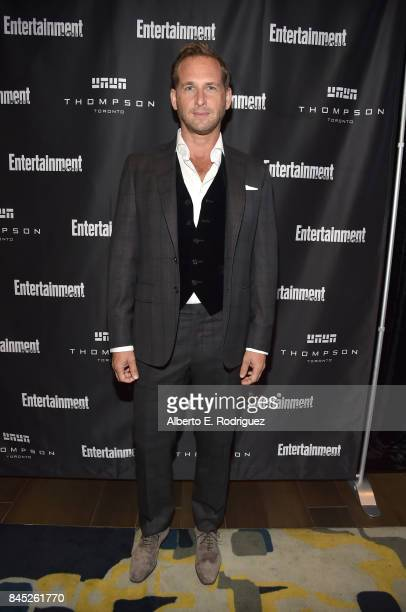 Actor Josh Lucas attends Entertainment Weekly's Must List Party during the Toronto International Film Festival 2017 at the Thompson Hotel on...