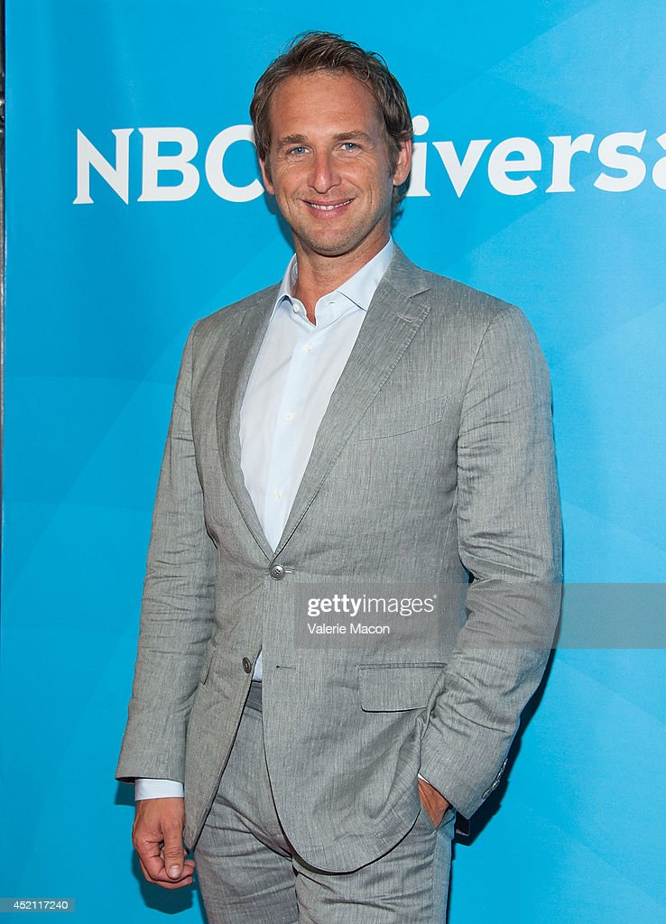 Actor Josh Lucas attends NBCUniversal's 2014 Summer TCA Tour - Day 1 at The Beverly Hilton Hotel on July 13, 2014 in Beverly Hills, California.