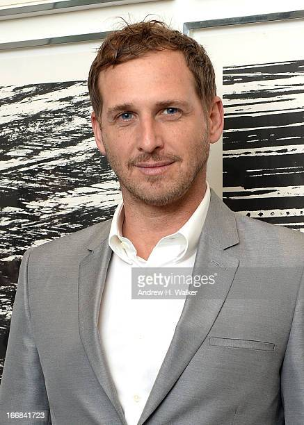 Actor Josh Lucas attends the HRC Marriage for Equality USA celebration at the Calvin Klein Boutique on April 17, 2013 in New York City.