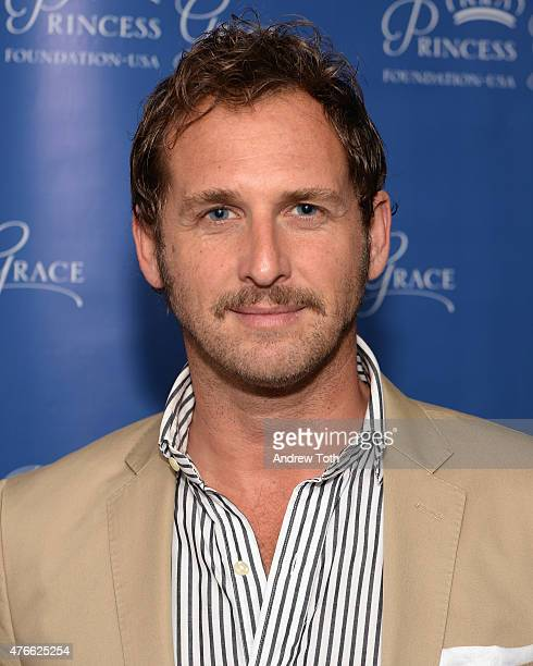Actor Josh Lucas attends the Princess Grace Foundation special screening of Rear Window at The Academy Theater on June 10 2015 in New York City