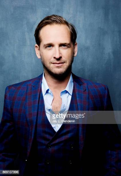 "Actor Josh Lucas, from the film ""Mark Felt: The Man Who Brought Down the White House,"" poses for a portrait at the 2017 Toronto International Film..."