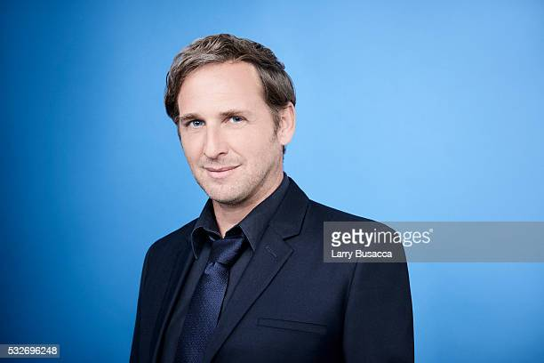 Actor Josh Lucas poses for a portrait at the Tribeca Film Festival on April 18, 2016 in New York City.