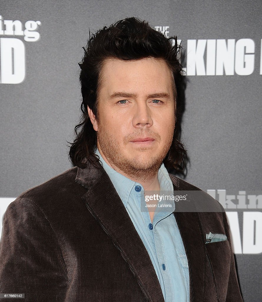 Actor Josh McDermitt attends the live, 90-minute special edition of 'Talking Dead' at Hollywood Forever on October 23, 2016 in Hollywood, California.