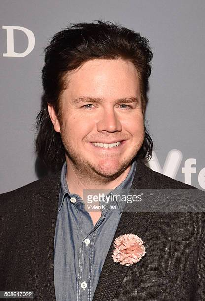 Actor Josh McDermitt attends 'The Walking Dead' event during aTVfest 2016 presented by SCAD on February 5 2016 in Atlanta Georgia