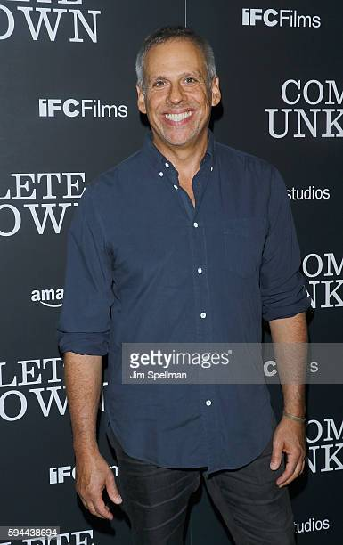 Actor Josh Pais attends the Complete Unknown New York premiere at The Metrograph on August 23 2016 in New York City