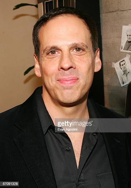 Actor Josh Pais attends the Find Me Guilty film premiere at the Sony Lincoln Square theatre March 14 2006 in New York City