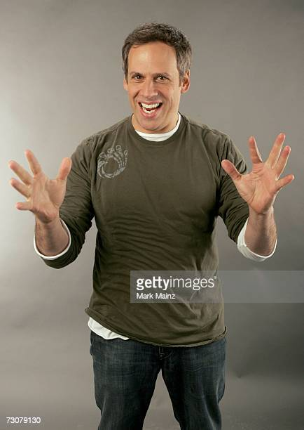 Actor Josh Pais from the film Teeth poses for a portrait during the 2007 Sundance Film Festival on January 22 2007 in Park City Utah