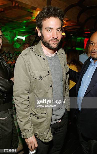 Actor Josh Radnor attends the Tribeca Film Festival 2013 After Party Before Midnight sponsored by Heineken on April 22 2013 in New York City