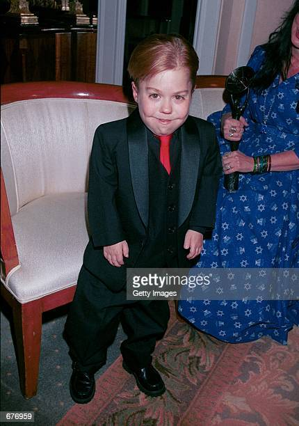 Actor Josh Ryan Evans attends The Fifth Annual Golden Satellite Awards January 14 2001 in Beverly Hills CA