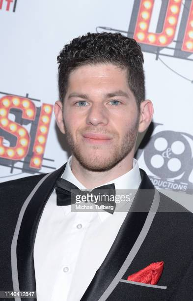 Actor Josh Shechter attends a Los Angeles VIP industry screening with the filmmakers and cast of DIVOS at TCL Chinese 6 Theatres on May 01 2019 in...