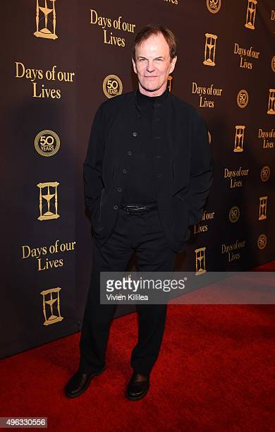 Actor Josh Taylor attends the Days Of Our Lives' 50th Anniversary Celebration at Hollywood Palladium on November 7 2015 in Los Angeles California