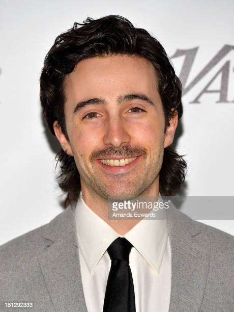 Actor Josh Zuckerman arrives at the 2nd Annual Beyond Hunger A Place At The Table Benefit Honoring Susan Sarandon at Montage Beverly Hills on...