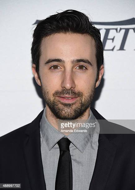 Actor Josh Zuckerman arrives at the 4th Annual Beyond Hunger Gala at Montage Beverly Hills on September 18 2015 in Beverly Hills California
