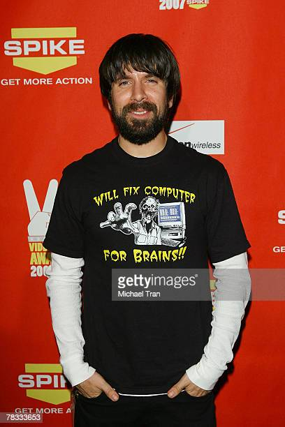 Actor Joshua Gomez arrives at Spike TV's 5th Annual Video Game Awards held at Mandalay Bay Events Center on December 7 2007 in Las Vegas Nevada