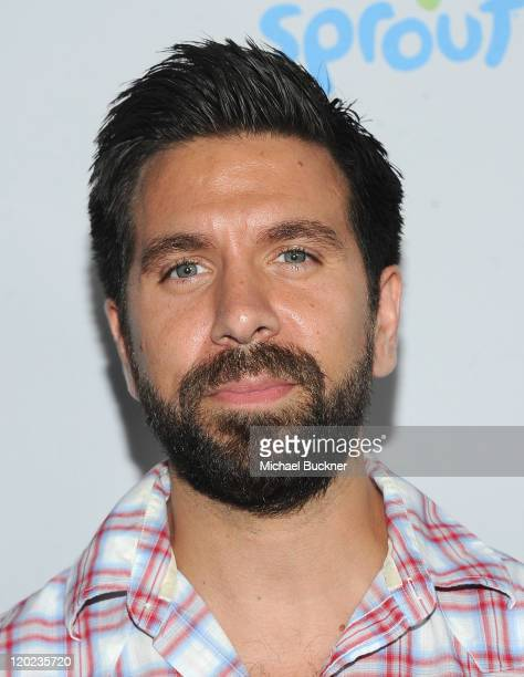 Actor Joshua Gomez arrives at the NBC Universal TCA 2011 Press Tour AllStar Party at the SLS Hotel on August 1 2011 in Los Angeles California