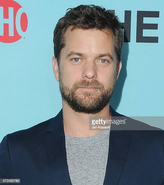 Actor Joshua Jackson arrives at the screening of Showtime's The Affair at Samuel Goldwyn Theater on May 6 2015 in Beverly Hills California