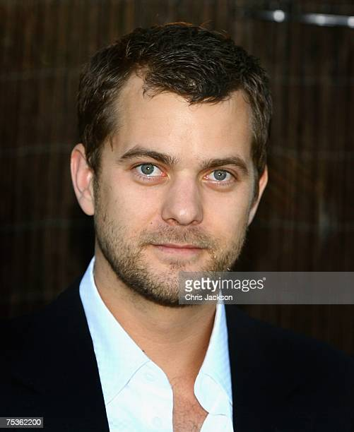 Actor Joshua Jackson arrives at the Serpentine Summer party on July 11 2007 in London England