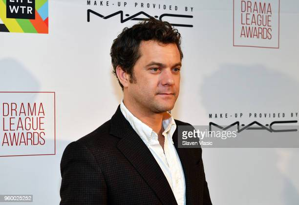 Actor Joshua Jackson attends 84th Annual Drama League Awards at Marriott Marquis Times Square on May 18 2018 in New York City