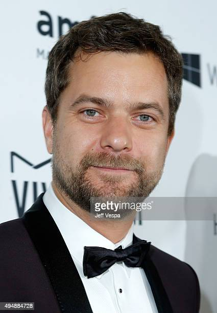 Actor Joshua Jackson attends amfAR's Inspiration Gala Los Angeles at Milk Studios on October 29 2015 in Hollywood California