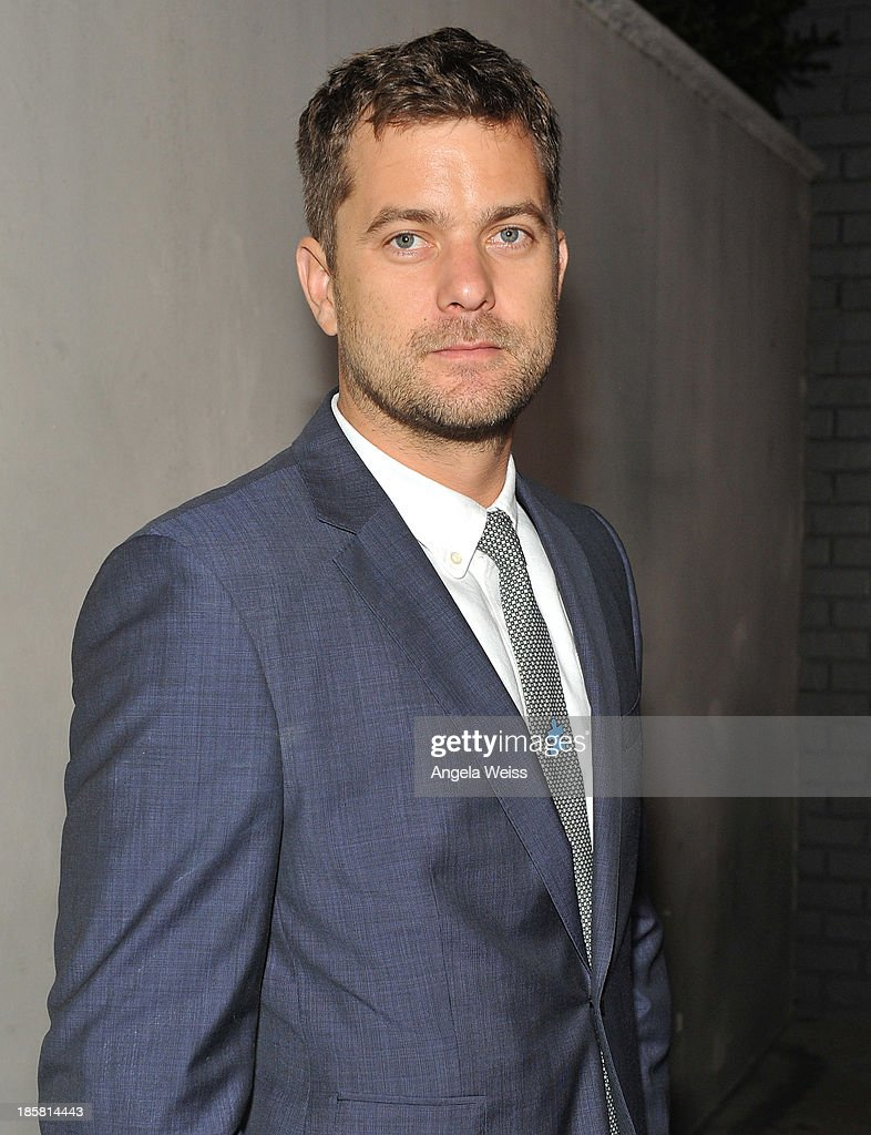 Actor Joshua Jackson attends Autism Speaks' 3rd Annual 'Blue Jean Ball' presented by The GUESS Foundation at Boulevard 3 on October 24, 2013 in Hollywood, California.