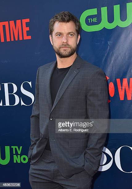 Actor Joshua Jackson attends CBS' 2015 Summer TCA party at the Pacific Design Center on August 10 2015 in West Hollywood California