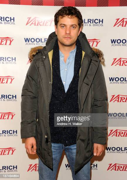 Actor Joshua Jackson attends day 1 of The Variety Studio at The 2012 Sundance Film Festival at Variety Studio on January 21 2012 in Park City Utah
