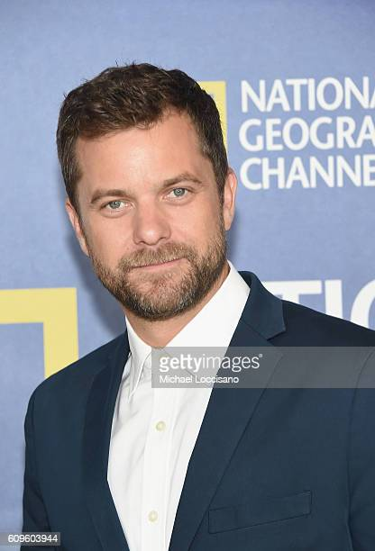 Actor Joshua Jackson attends National Geographic's 'Years Of Living Dangerously' new season world premiere at the American Museum of Natural History...