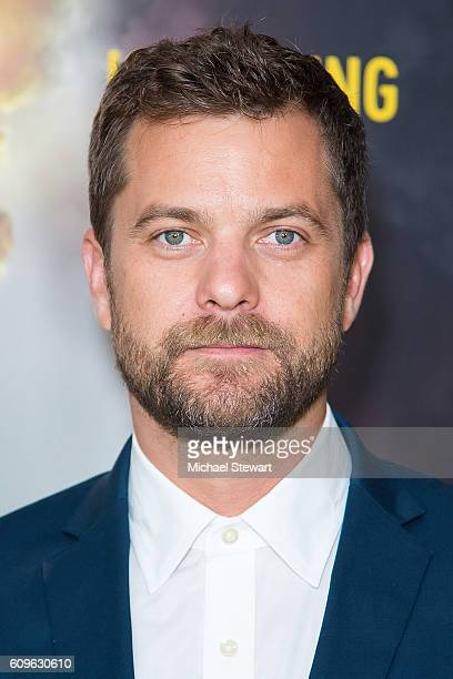Actor Joshua Jackson attends National Geographic's 'Years Of Living Dangerously' new season world premiere at American Museum of Natural History on...