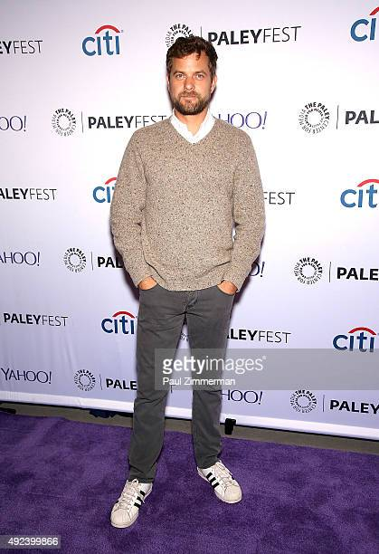 Actor Joshua Jackson attends PaleyFest New York 2015 'The Affair' at The Paley Center for Media on October 12 2015 in New York City