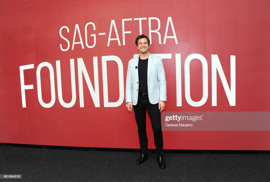 SAG-AFTRA Foundation Conversations On Broadway: Joshua Jackson