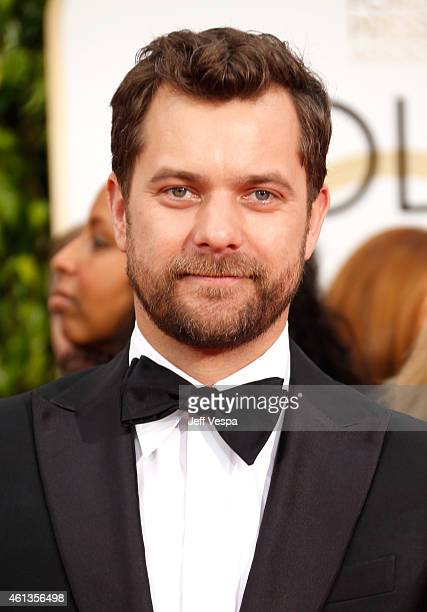 Actor Joshua Jackson attends the 72nd Annual Golden Globe Awards at The Beverly Hilton Hotel on January 11 2015 in Beverly Hills California