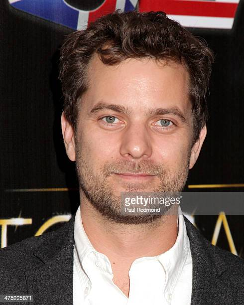 Actor Joshua Jackson attends the 7th Annual Toscars Awards Show at the Egyptian Theatre on February 26 2014 in Hollywood California
