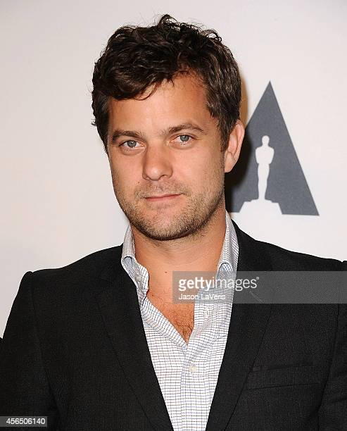 Actor Joshua Jackson attends the Academy of Motion Picture Arts and Sciences' Hollywood costume opening party at Wilshire May Company Building on...