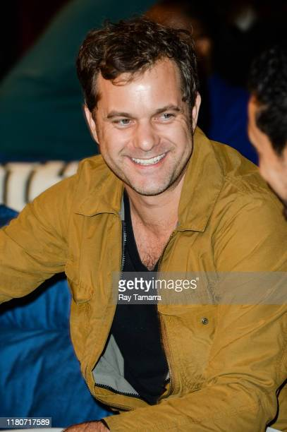 """Actor Joshua Jackson attends the Array 360 """"Collateral"""" Screening And Q&A at Amanda Theater on October 12, 2019 in Los Angeles, California."""