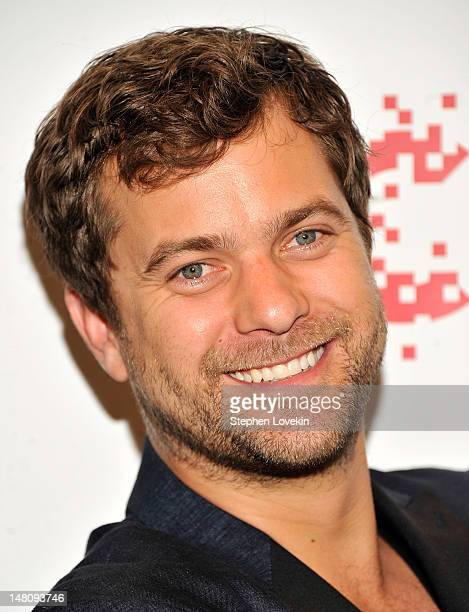 Actor Joshua Jackson attends the Farewell My Queen New York Screening at MOMA on July 9 2012 in New York City