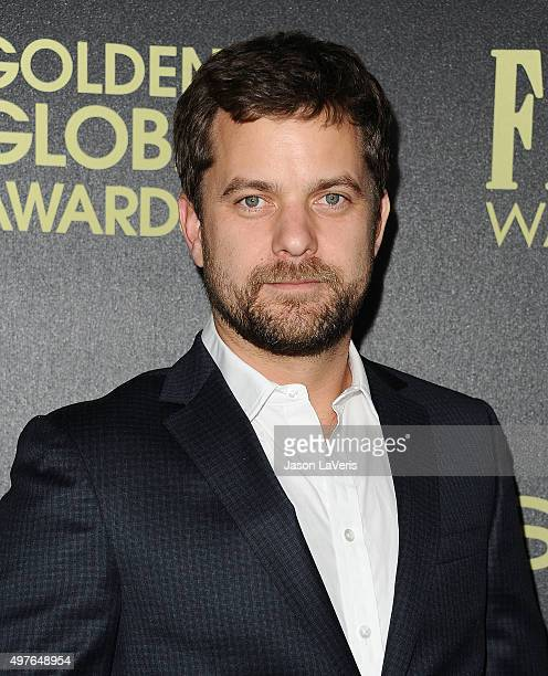 Actor Joshua Jackson attends the Hollywood Foreign Press Association and InStyle's celebration of the 2016 Golden Globe award season at Ysabel on...