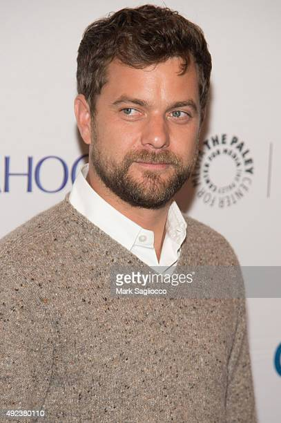 Actor Joshua Jackson attends the PaleyFest New York 2015 screening of 'The Affair' at The Paley Center for Media on October 12 2015 in New York City