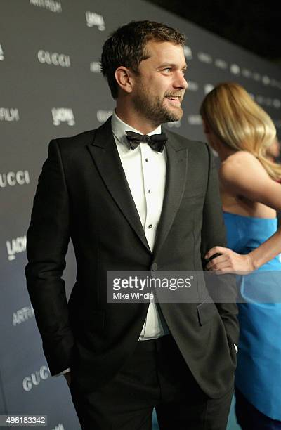 Actor Joshua Jackson wearing Gucci attends LACMA 2015 ArtFilm Gala Honoring James Turrell and Alejandro G Iñárritu Presented by Gucci at LACMA on...