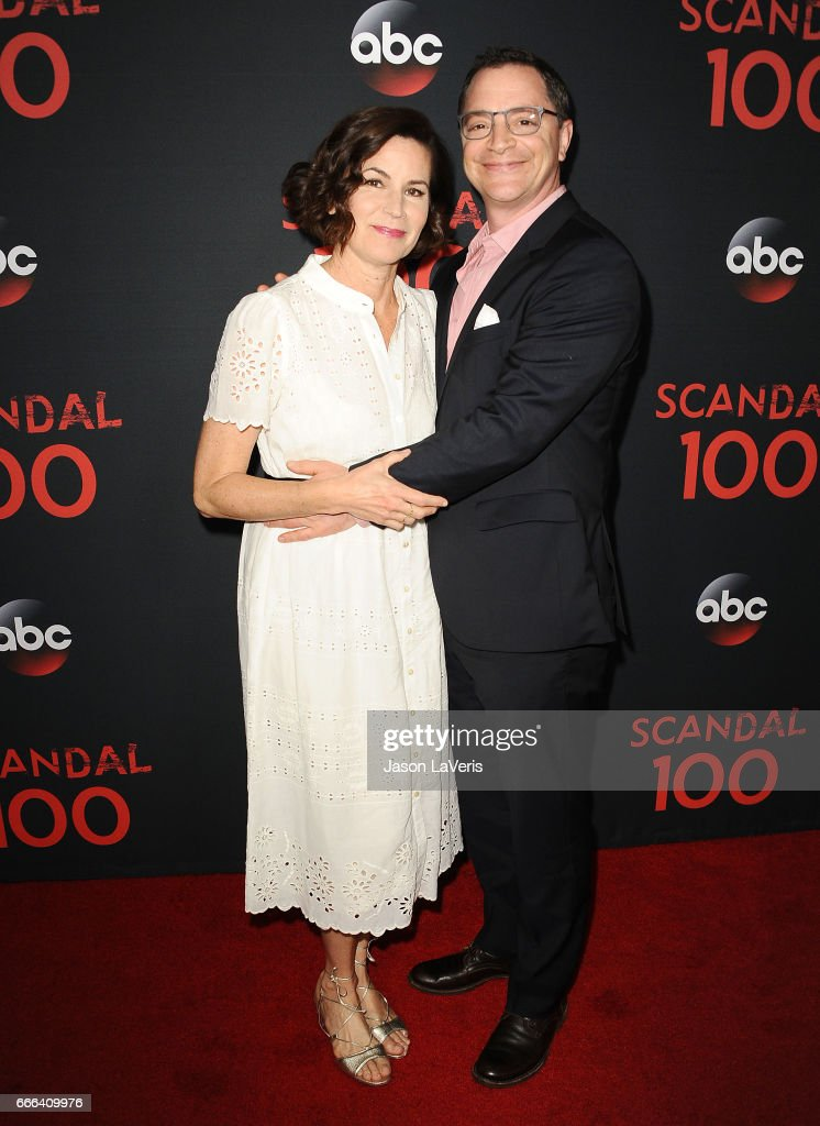 "ABC's ""Scandal"" 100th Episode Celebration - Arrivals : News Photo"