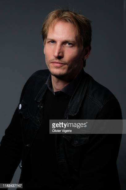 Actor Jouri Smit poses for a portrait on September 7, 2019 in Paris, France.