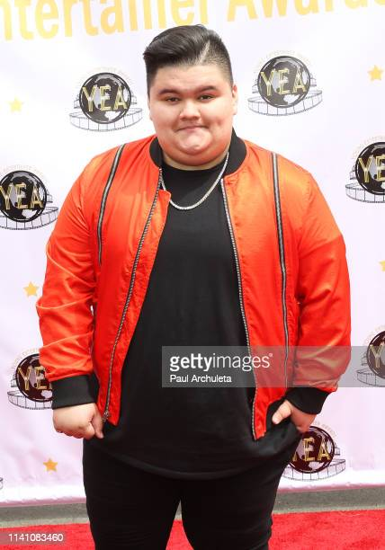 Actor Jovan Armand attends the 4th Annual Young Entertainer Awards at Steven J Ross Theatre on April 07 2019 in Burbank California