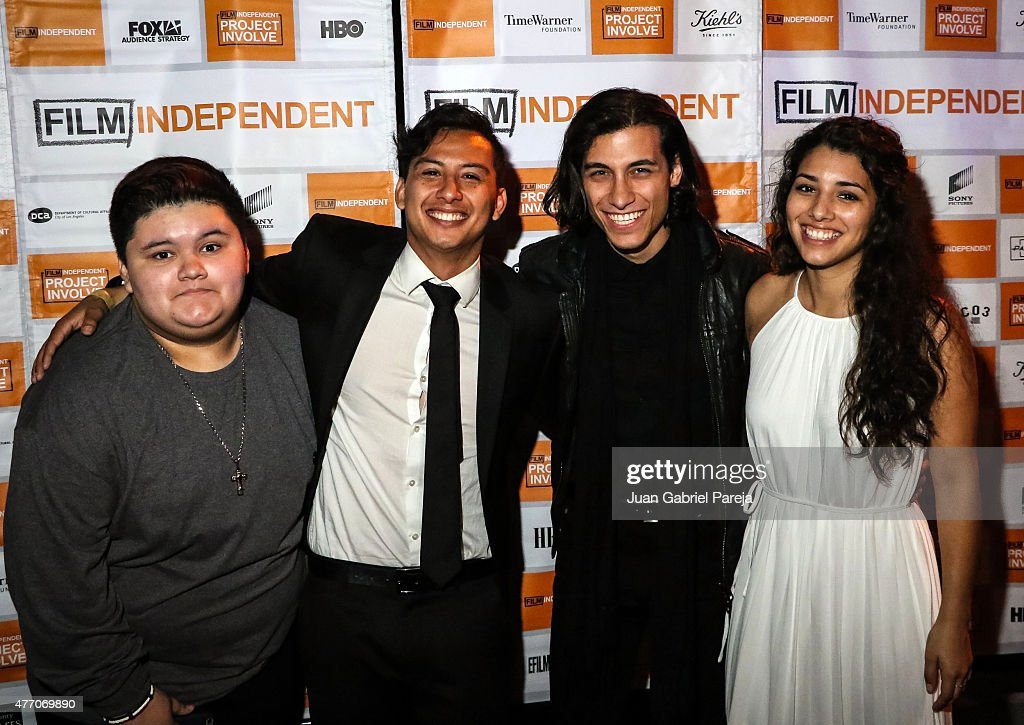 2015 Los Angeles Film Festival -Project Involve Shorts After Party : News Photo