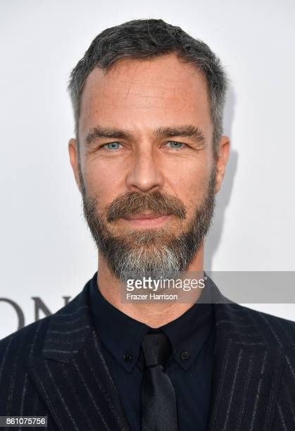 Actor JR Bourne attends the amfAR Gala Los Angeles 2017 at Ron Burkle's Green Acres Estate on October 13, 2017 in Beverly Hills, California.