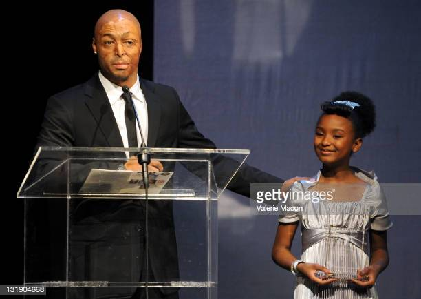 Actor J.R. Martinez attends SAG, Actors' Equity & AFTRA's 2011 Tri-Union Diversity Awards at Nate Holden Theatre Center on November 7, 2011 in Los...