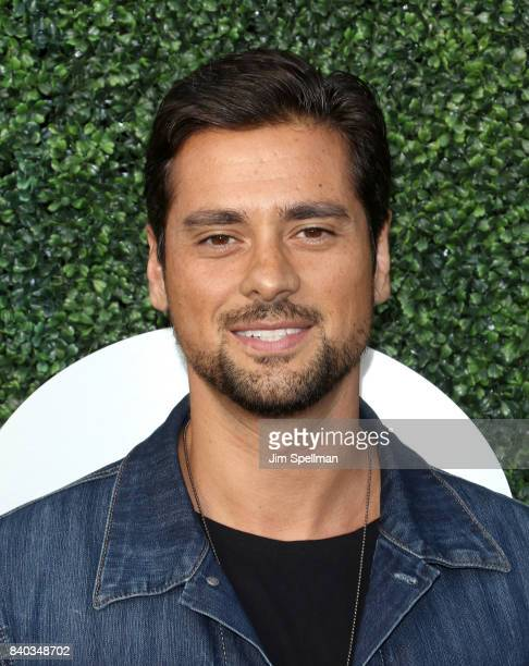 Actor JR Ramirez attends the 17th Annual USTA Foundation Opening Night Gala at USTA Billie Jean King National Tennis Center on August 28 2017 in the...