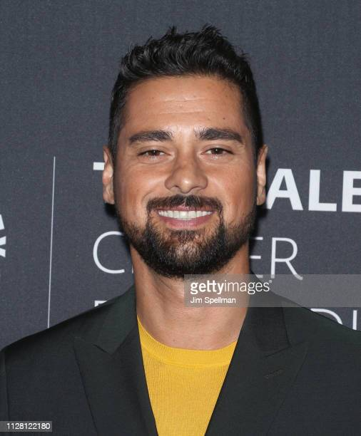 Actor JR Ramirez attends the Manifest screening and discussion at Paley Center For Media on February 07 2019 in New York City