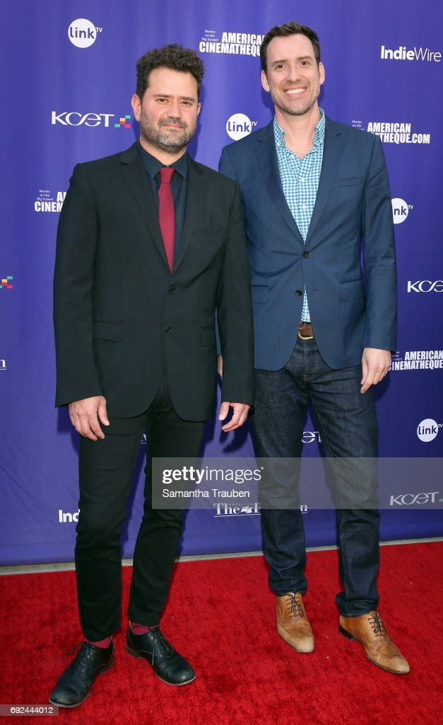 KCET And Link TV Host Screening Of The Winners Of The Fine Cut Festival Of Films - Arrivals : News Photo