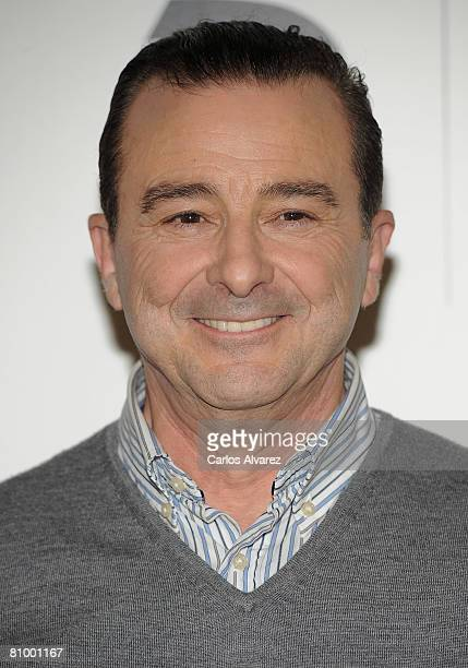 Actor Juan Diego attends the photocall for Casual Day on May 06 2008 at the Proyecciones cinema in Madrid
